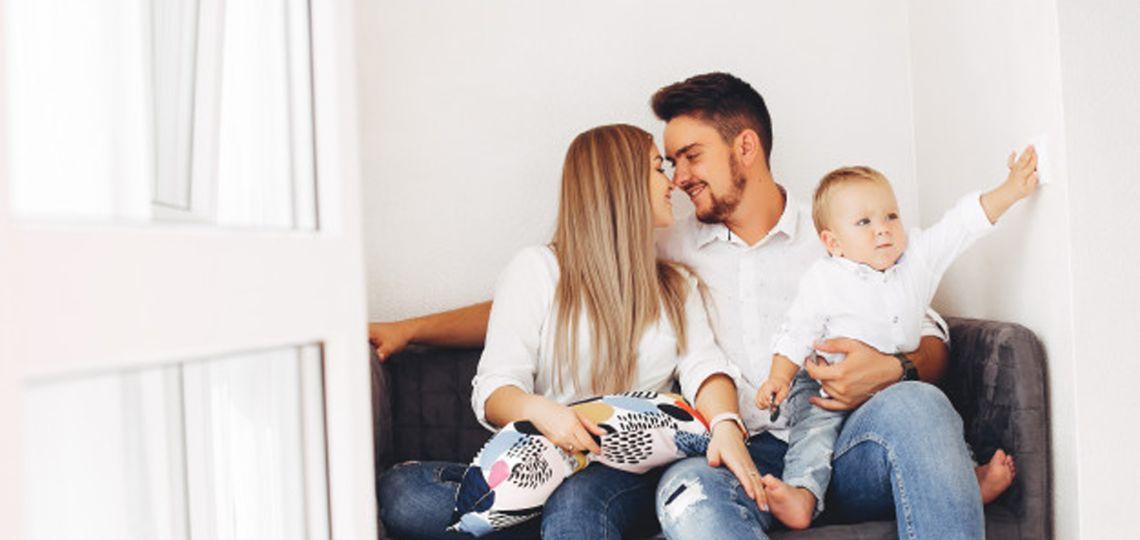 Cómo recuperar la vida sexual luego del nacimiento de un hijo