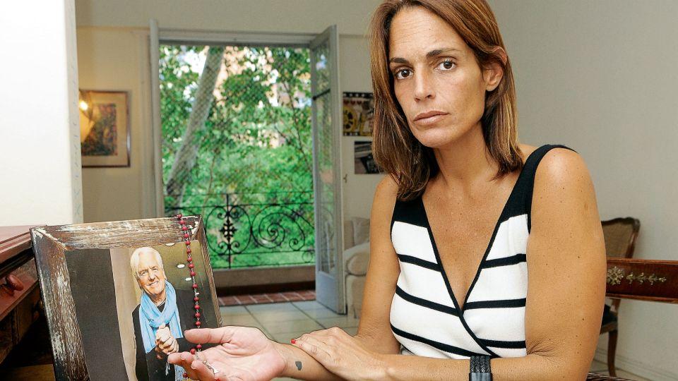 Verónica Monti no visitará a Sergio Denis.