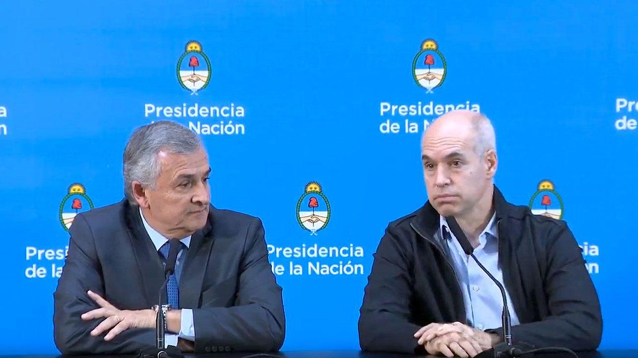 """Gerardo Morales: """"Hay que ordenar la economía para no volver al caos y al autoritarismo"""""""