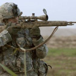 El M-14 se sigue produciendo hasta nuestros días.