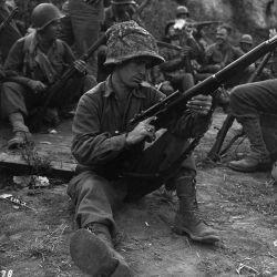 Springfield Armory proveyó de armamento al ejército de Estados Unidos durante la Segunda Guerra Mundial.