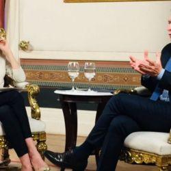 Viviana Canosa entrevistó a Mauricio Macri