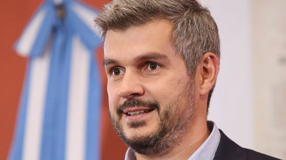 Marcos Peña 20190423
