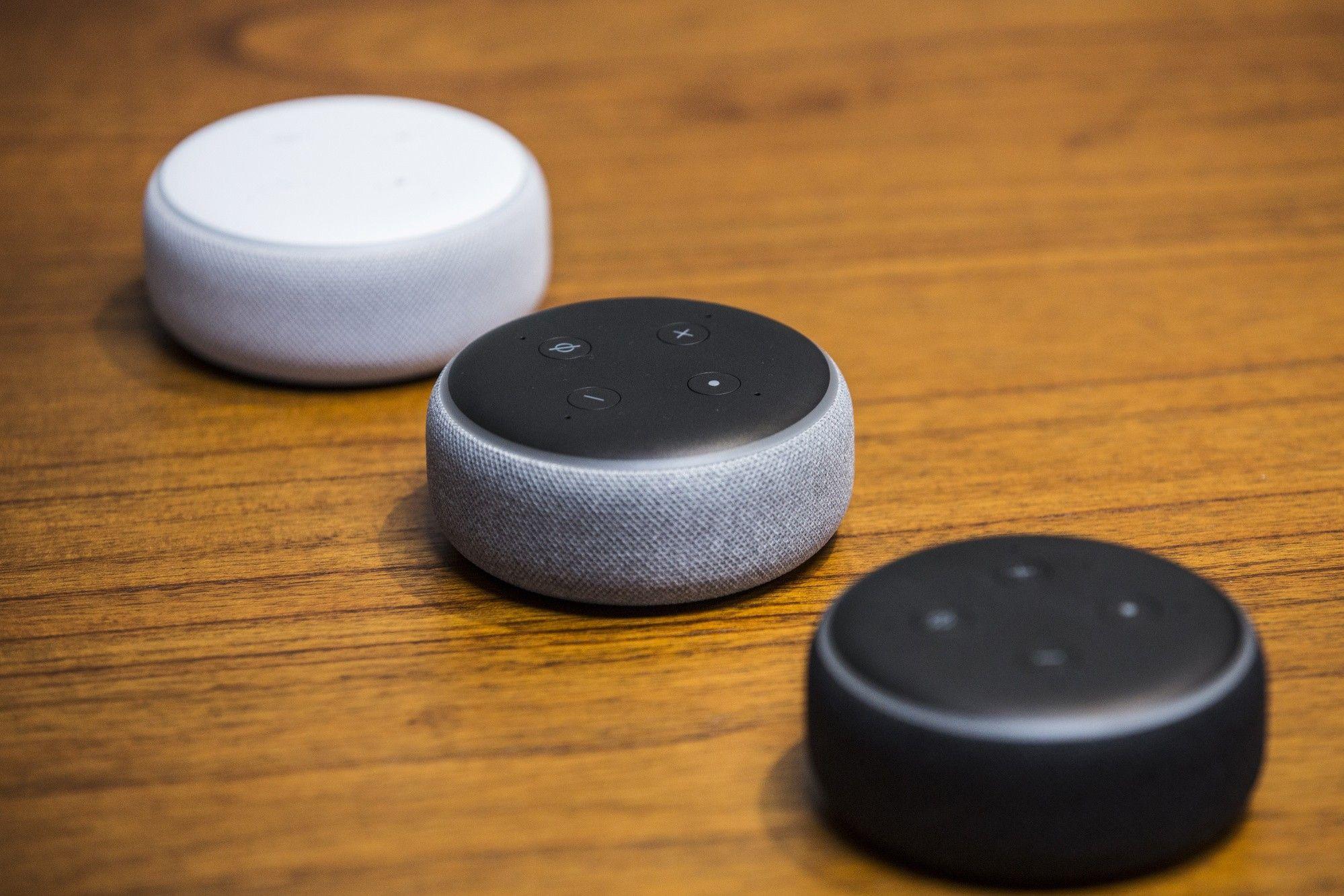 Las grandes tecnológicas arriesgan investigaciones por Alexa y Siri