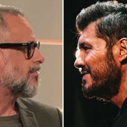 Jorge Rial, Marcelo Tinelli y la guerra por el rating.