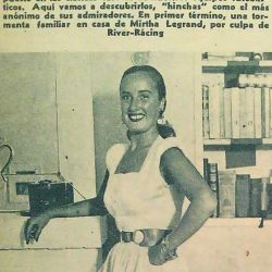 Mirtha Legrand en 1948