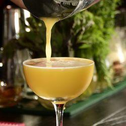 Mocktails, los tragos sin alcohol son los elegidos para el mediodía.