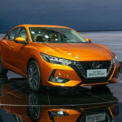 Nissan Sentra, conocido como Sylphy en otros mercados.