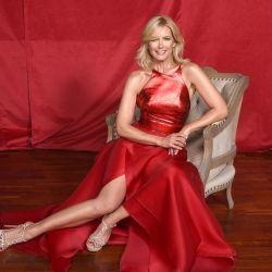 Valeria Mazza, distinguida como embajadora de la moda en el mundo