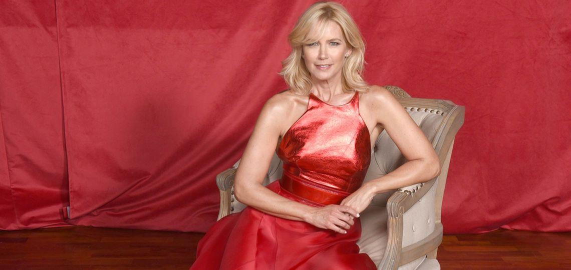 Valeria Mazza fue reconocida como embajadora de la moda en el mundo