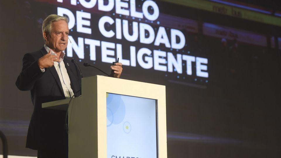 Andrés Ibarra,Secretario de Gobierno de Modernización.