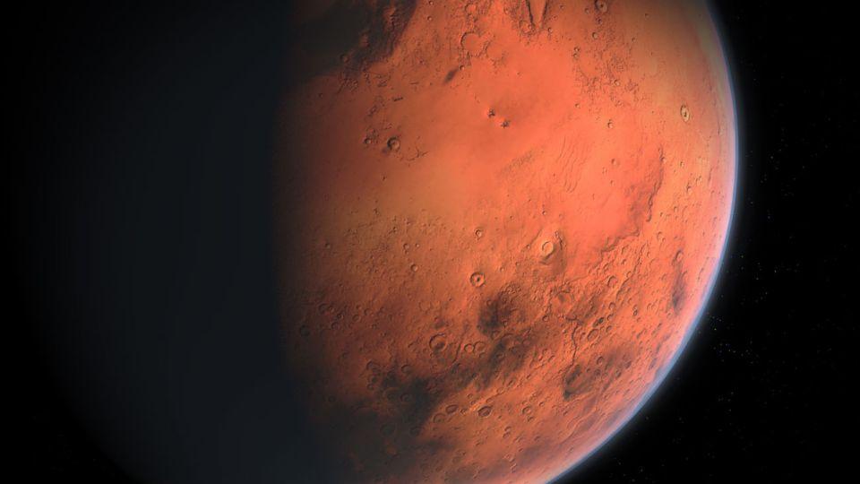 Mediante el registro de temblores, se busca conocer la historia de la formación de Marte.