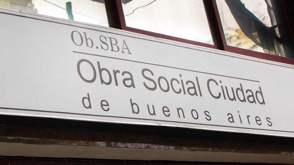 OSBSA, la obra social del gobierno porteño.