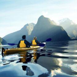Nueva Zelanda es un verdadero paraíso para los aventureros.