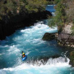 A través del kayak podemos disfrutar en primera mano de todos los encantos de la naturaleza.