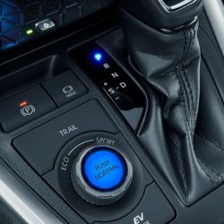 Interior Toyota Rav4 Híbrida