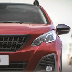 El renovado Peugeot 2008 ya se fabrica en serie en Brasil.