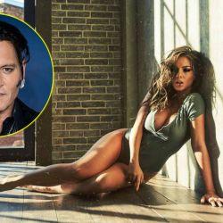 Polina Glen, la nueva pareja de Johnny Depp.