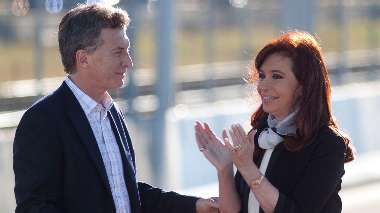"Video | Cristina Kirchner denunció un ""copamiento"" judicial: ""Uno de cada tres jueces será macrista"""