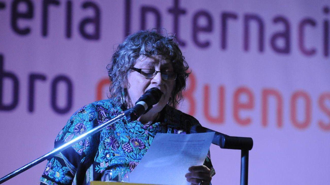 Rita Segato.