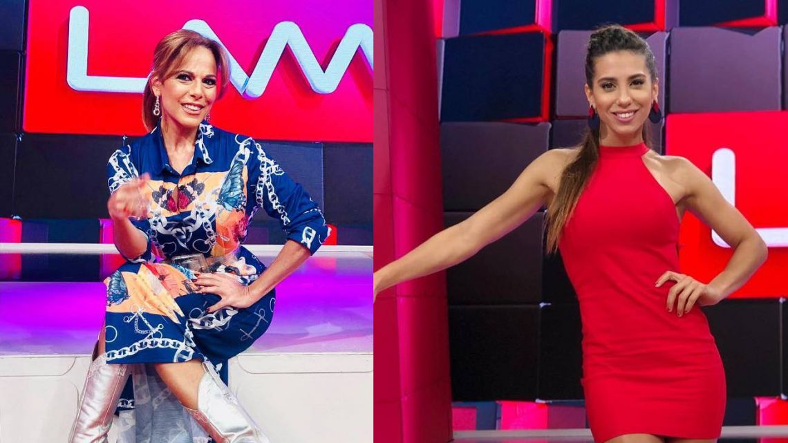 Feroz pelea entre Iliana Calabró y Cinthia Fernández