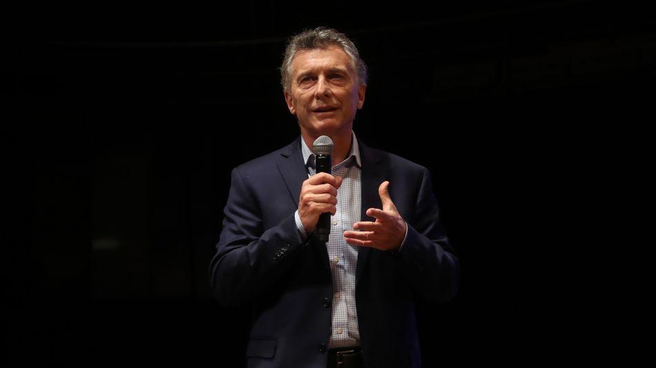 Mauricio Macri Financial Times