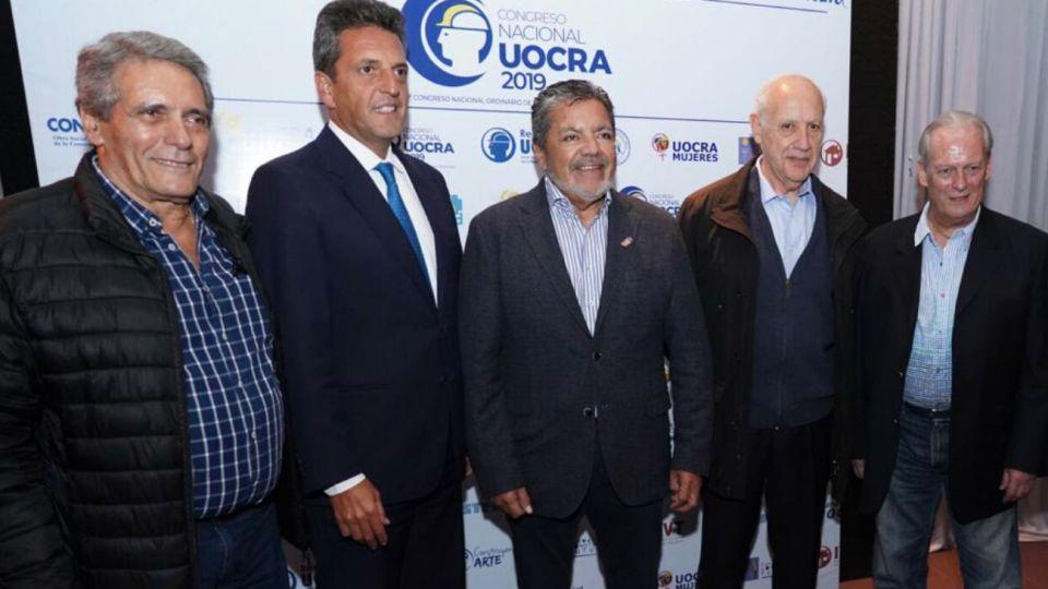Acuña, Massa, Martínez, Lavagna y Rodriguez