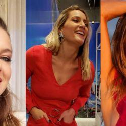 Fuerte cruce entre Mica Viciconte, Pampita y Gegé Neumann por Nicole