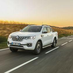 En 2018, manejamos en Francia la pick-up Renault Alaskan, que utiliza la misma plataforma de Nissan Frontier y se lanzará a fin de año