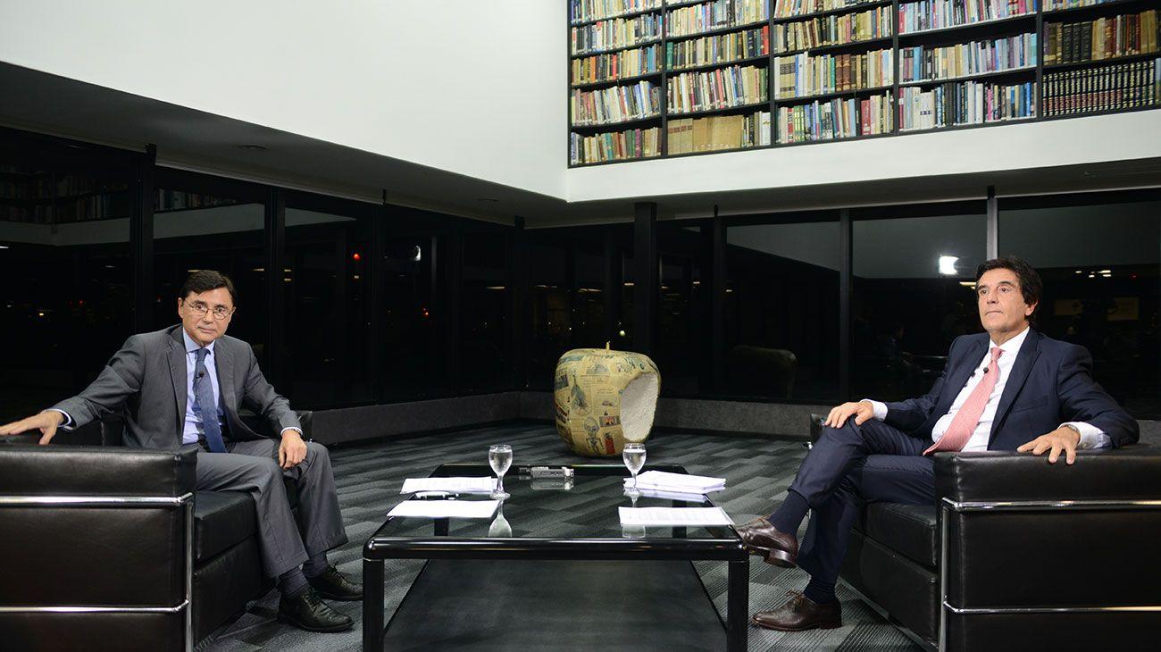 Entrevista de Jorge Fonteveccia a Carlos Melconian