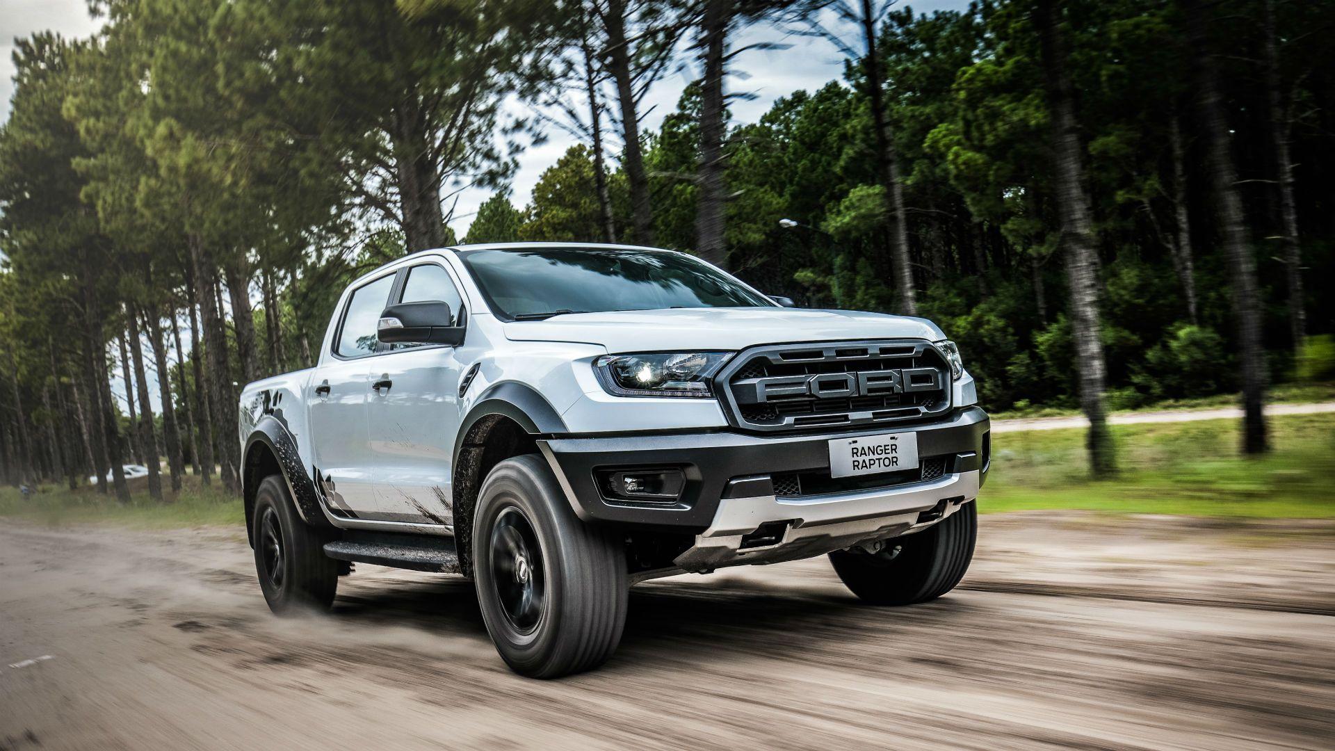 Parabrisas Ford Ranger Raptor Manejamos La Nueva Pick Up Que Llegara A La Argentina