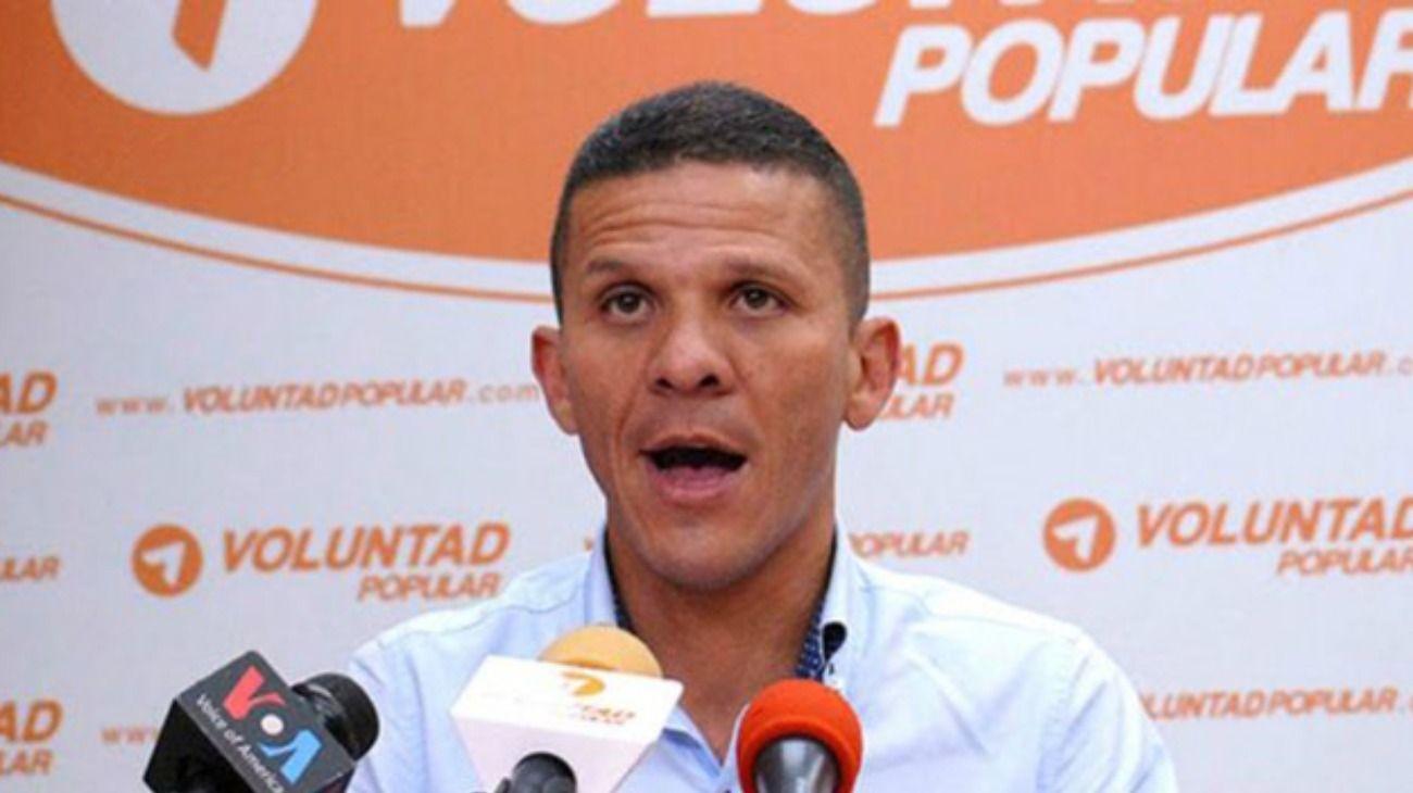 Arrestaron a un diputado opositor venezolano