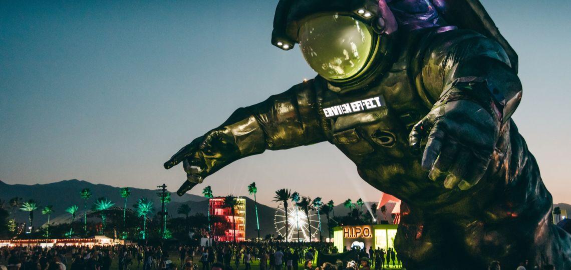 Coachella 2019: mirá los mejores looks del festival