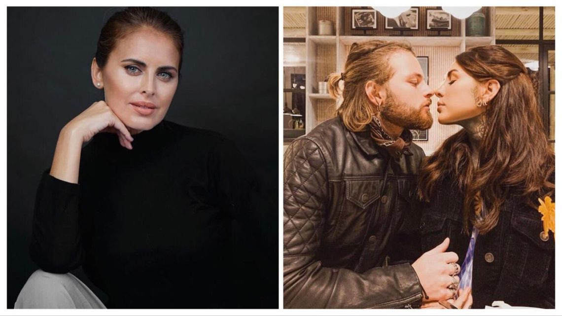 Cande Tinelli y su novio hicieron una parodia del video hot de Silvina Luna