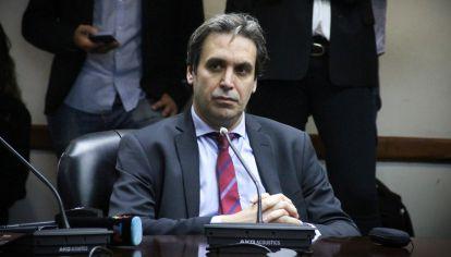 El fiscal de Dolores, Alejo Ramos Padilla.