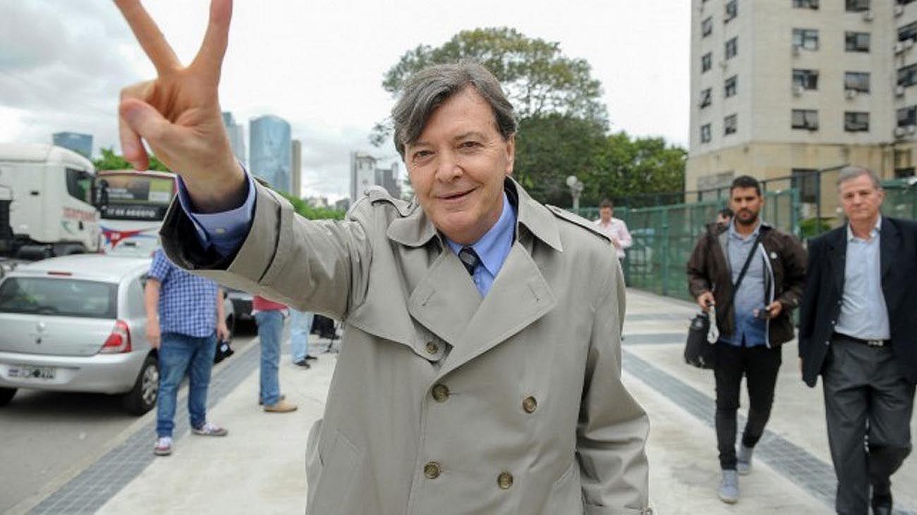 """Tras la absolución, César Milani acusa: """"Fui un preso político"""""""
