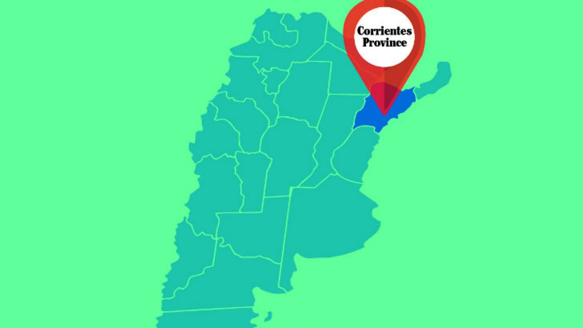 Corrientes province.