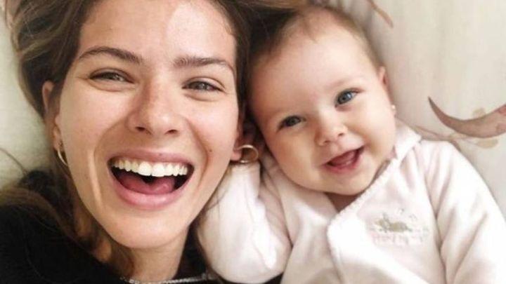 La China Suárez contó como reaccionaría si sus hijas no quieren ser vegetarianas