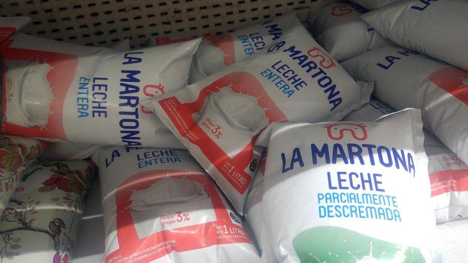 precios esenciales leche la martona 20190427
