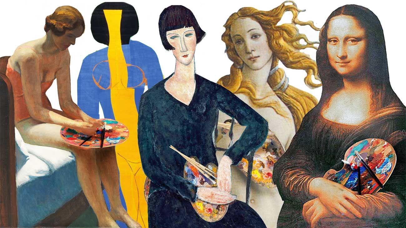 Mujeres artistas. Tres muestras se desarrollan en la Argentina contemporáneamente con motivaciones diferentes e iguales protagonistas: artistas mujeres, pintoras, protagonistas, casos de sinonimia en concordancia con los tiempos.