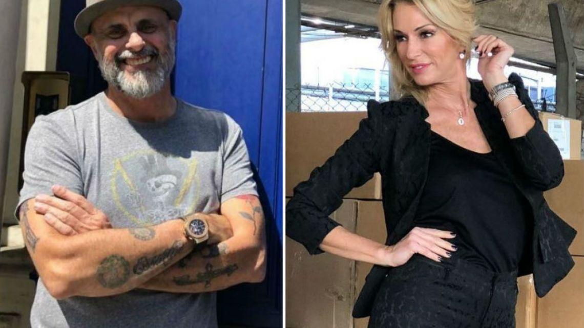 Nueva batalla entre Jorge Rial y Yanina Latorre