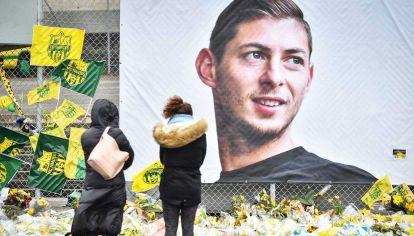 Sala. Su muerte conmovió al mundo del fútbol. Esta semana falleció su padre.