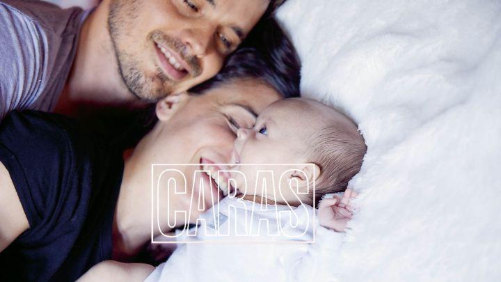 ¡Cómo creció! Benjamín Rojas compartió una tierna foto de su hija Rita