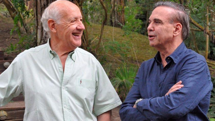 Ya sin sandalias, Lavagna volvió a reunirse con Pichetto