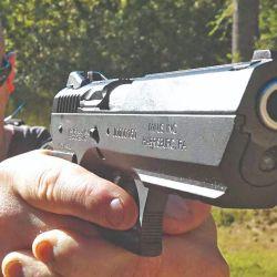 Probamos la prestigiosa pistola israelí Jericho 941