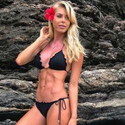 Caroline Bittencourt tenía 37 años.