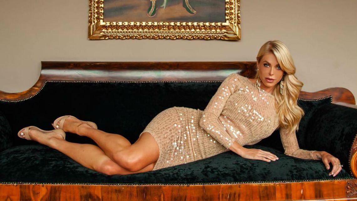 Encuentran muerta a la modelo brasileña Caroline Bittencourt