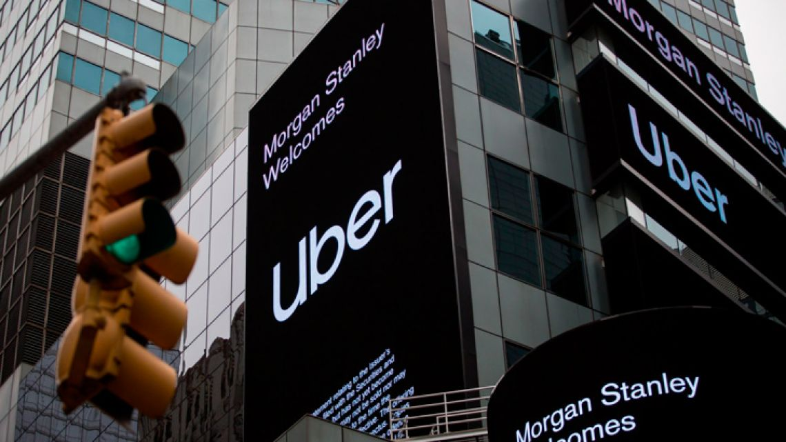 Uber is set to hit the road for this year's biggest IPO.