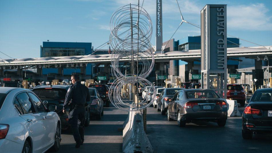 Mexico Border Wait Times Spike as Trump Threats Slow Traffic