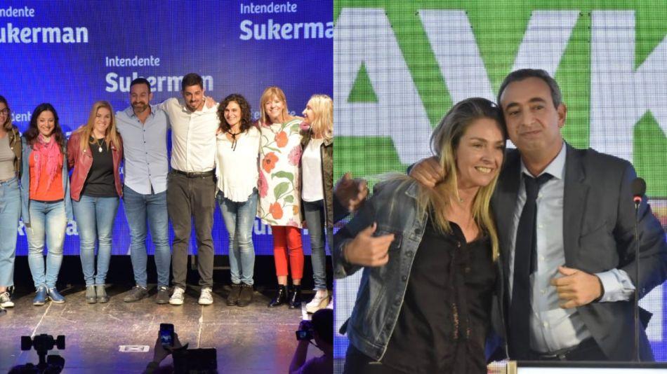 Paso en Rosario: Sukerman el más votado y Javkin le ganó al Socialismo.
